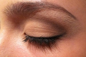 Brown Cat Eye